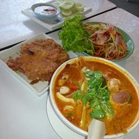 Photo taken at Restaurant Kelantan by Zan W. on 8/18/2013