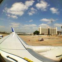 Photo taken at Gate C30 by David T. on 7/31/2013