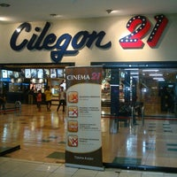 Photo taken at Cilegon 21 by Chaidir R. on 4/27/2013