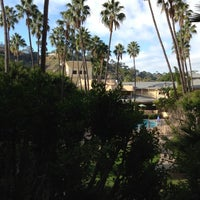 Photo taken at Crowne Plaza San Diego - Mission Valley by Mark S. on 11/17/2012