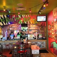 Photo taken at Tijuana Flats by Michael A. on 4/13/2013