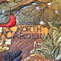 Photo taken at North Carolina Welcome Center by Michael A. on 4/12/2013