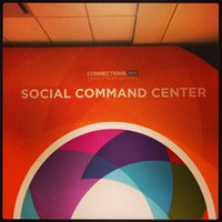 Photo taken at Connections Social Command Center by Dawn D. on 9/15/2013