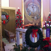 Photo taken at St Simon And Jude by Frank on 12/23/2012