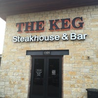Photo taken at The Keg Steakhouse & Bar by Frank on 5/3/2016