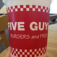 Photo taken at Five Guys by Frank on 6/13/2014