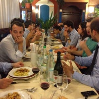 Photo taken at Ristorante San Pellegrino by Alessandro P. on 6/27/2014