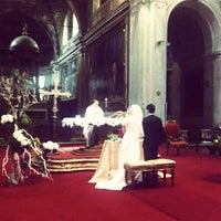 Photo taken at Chiesa di San Marco by Alessandro P. on 9/22/2012