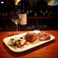 Photo taken at Mezes Kitchen & Wine Bar by Mezes Wine Bar & Greek Kitchen m. on 7/3/2014