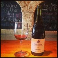 Photo taken at Mezes Kitchen & Wine Bar by Mezes Wine Bar & Greek Kitchen m. on 4/17/2013