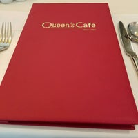 Photo taken at Queen's Café by Herman S. on 9/13/2016
