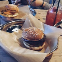 Photo taken at Ketch Up Burgers by Дарий on 11/22/2015