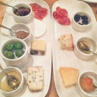 Photo taken at Salt Tasting Room by Jaslin on 3/22/2013