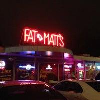 Foto scattata a Fat Matt's Rib Shack da Matt H. il 2/26/2013