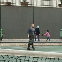 Photo taken at İnnovia 2 Tenis Kortu by Ertan on 5/28/2016