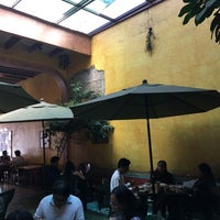 Photo taken at Café Del Fondo by Carlos T. on 7/17/2016