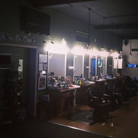 Photo taken at Top of the Line Barbershop by Ramon C. on 3/3/2013