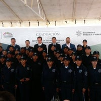 Photo taken at Policía Monterrey by Adrián D. on 3/31/2017
