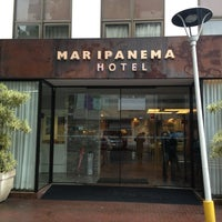 Photo taken at Mar Ipanema Hotel by Rory B. on 9/4/2013
