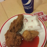 Photo taken at KFC by Octa V. on 2/2/2015