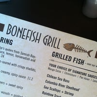 Photo taken at Bonefish Grill by Laura P. on 5/16/2013