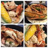 Photo taken at Joe's Crab Shack by ANDRO N. on 8/22/2013