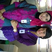 Photo taken at Bank bjb Kcp-Kamal by Nila S. on 4/22/2013