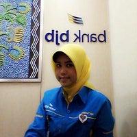 Photo taken at Bank bjb Kcp-Kamal by Nila S. on 9/13/2013