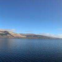 Photo taken at Loch Lomond by Brendan D. on 3/17/2016