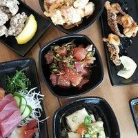 Photo taken at Ninja Sushi by Laurentia H. on 5/3/2016