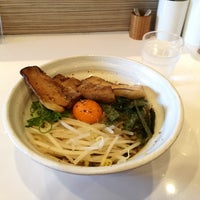 Photo taken at ぶっと麺 しゃにむに by tnt7216 on 11/26/2017