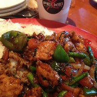 Photo taken at Pei Wei by Lois K. on 3/12/2013