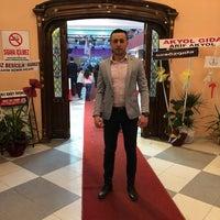 Photo taken at Katipoğlu Düğün Salonu by Mustafa K. on 1/28/2018