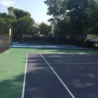 Photo taken at Cancha De Tenis Avante by Miguel M. on 5/28/2016