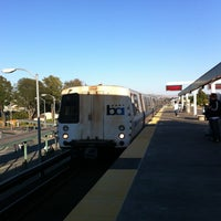 Photo taken at Bay Fair BART Station by Devans00 .. on 6/15/2013