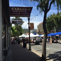 Photo taken at Downtown Martinez by Devans00 .. on 8/2/2015