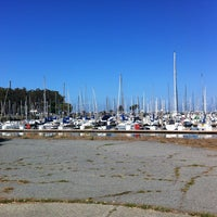 Photo taken at Coyote Point Yacht Club by Devans00 .. on 10/10/2013
