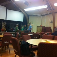 Photo taken at First Presbyterian Church of Mountain View by Devans00 .. on 10/19/2013