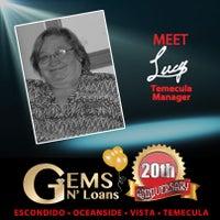 Photo taken at Gems N' Loans Temecula by Gems N' Loans on 9/22/2014