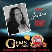 Photo taken at Gems N' Loans by Gems N' Loans on 9/4/2014