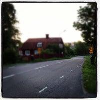 Photo taken at Buss 176 by Niklas W. on 8/16/2012