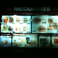 Photo taken at McDonald's by Alexsander F. on 5/1/2012