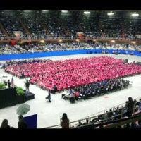 Photo taken at Freeman Coliseum by Rhiannon E. on 5/12/2012