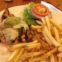 Photo taken at Cafe La Taza by thomas p. on 4/16/2012