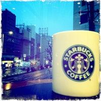 3/4/2012にAya S.がStarbucks Coffee 新栄葵町店で撮った写真