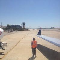 Photo taken at San Luis Obispo County Regional Airport (SBP) by Jillian M. on 8/19/2012