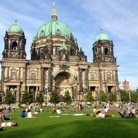 8/18/2012 tarihinde Glitchziyaretçi tarafından Lustgarten'de çekilen fotoğraf