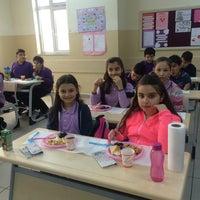 Photo taken at Mehmet Akif İnan İlköğretim Okulu by Özlem K. on 12/16/2016