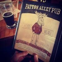 Photo taken at Patton Alley Pub by Jarad J. on 3/7/2013