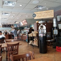 Photo taken at Dunn Bros Coffee by RICHARD on 7/27/2017